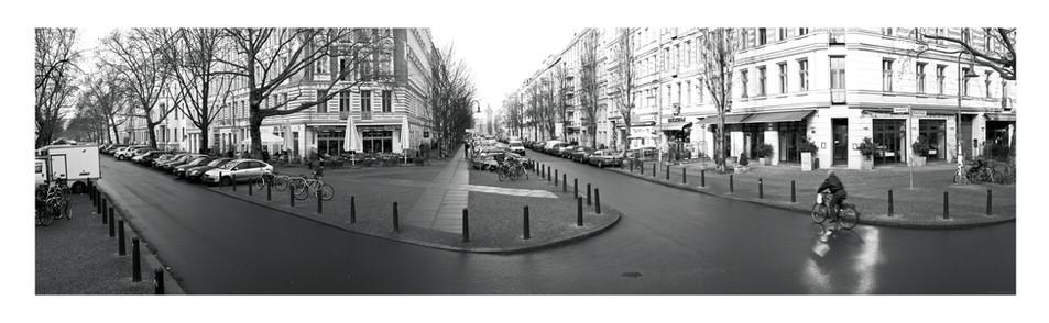 Berlin Panorama SW No. 03