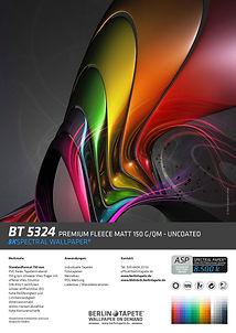 BT 5324 - PREMIUM-FLEECE MATT 150 g-QM.j