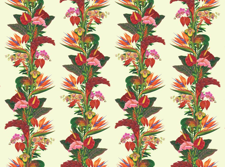Flowers Paradise No. 12