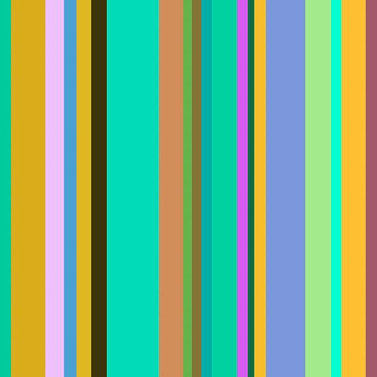 Stripe No. 13