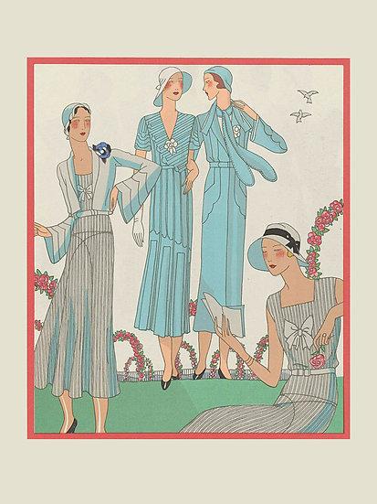 Art Deco Fashion Magazine No. 25
