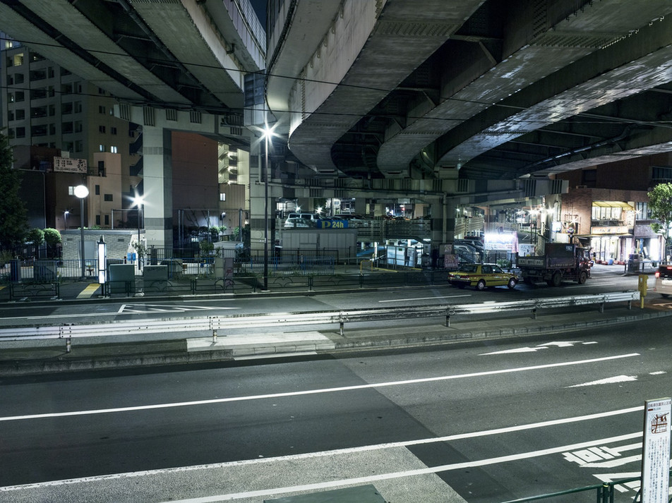 Street at Night No. 12