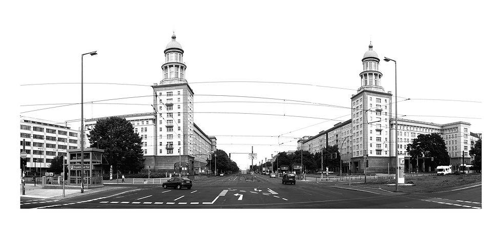 Berlin Panorama SW No. 16