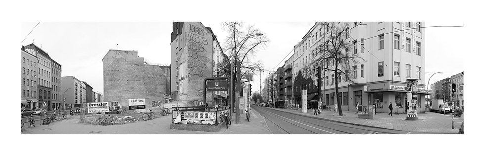 Berlin Panorama SW No. 26