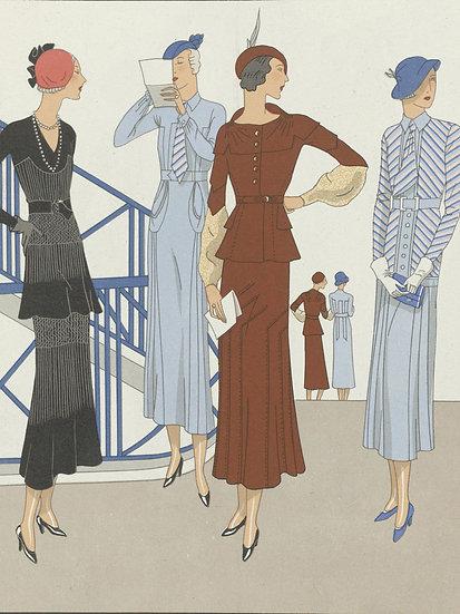 Art Deco Fashion Magazine No. 38