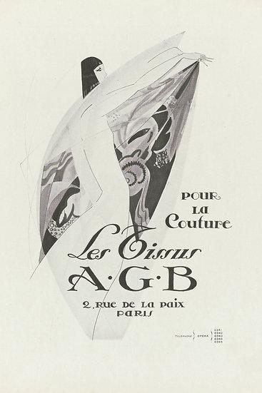Art Deco Fashion Magazine No. 02