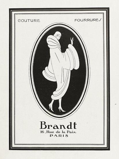 Art Deco Fashion Magazine No. 45