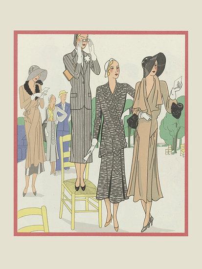Art Deco Fashion Magazine No. 28