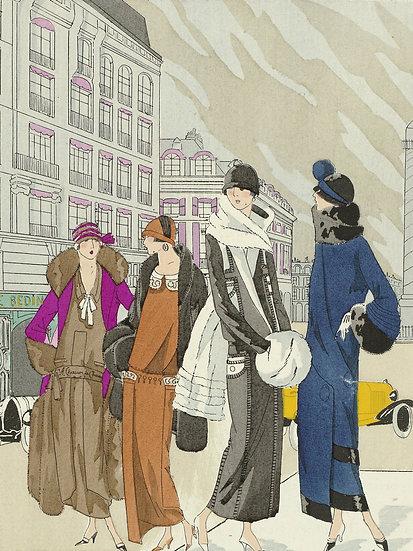 Art Deco Fashion Magazine No. 51