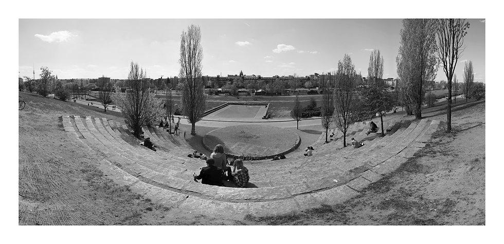 Berlin Panorama SW No. 27