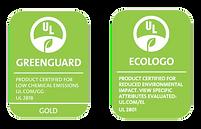 greenguard ecologo logo