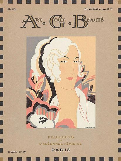 Art Deco Fashion Magazine No. 30