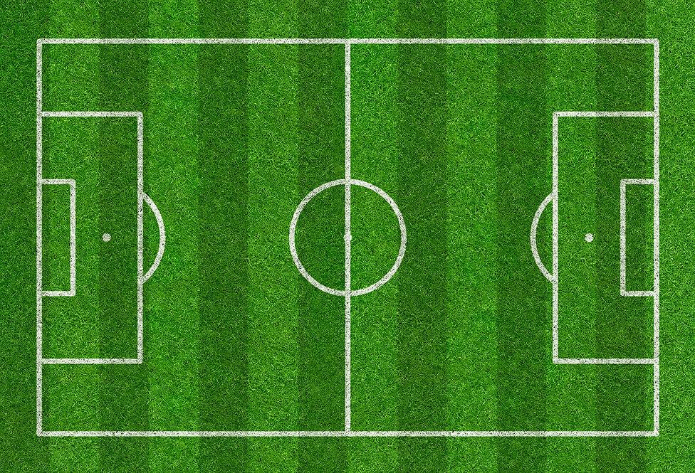 Fußballfeld Quadratmeter