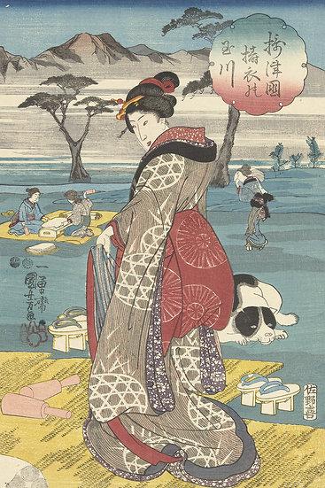Asian Landscape No. 53