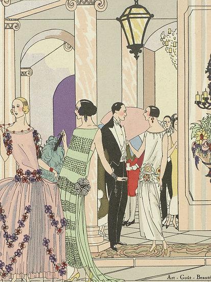 Art Deco Fashion Magazine No. 47
