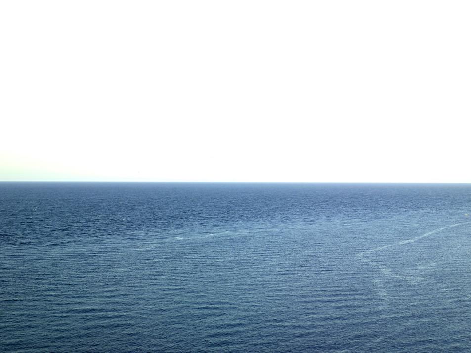 Horizont Meer No. 12