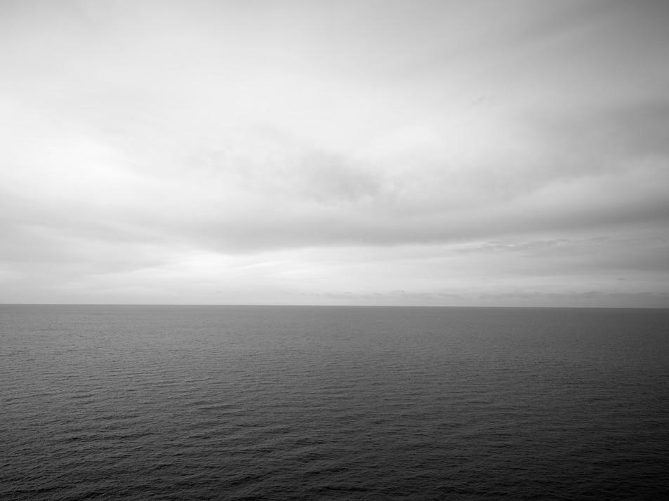 Horizont Meer No. 08