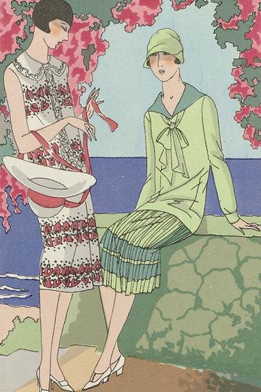 Art Deco Fashion Magazine No. 10