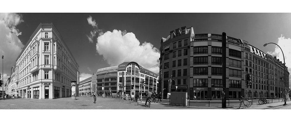 Berlin Panorama SW No. 25
