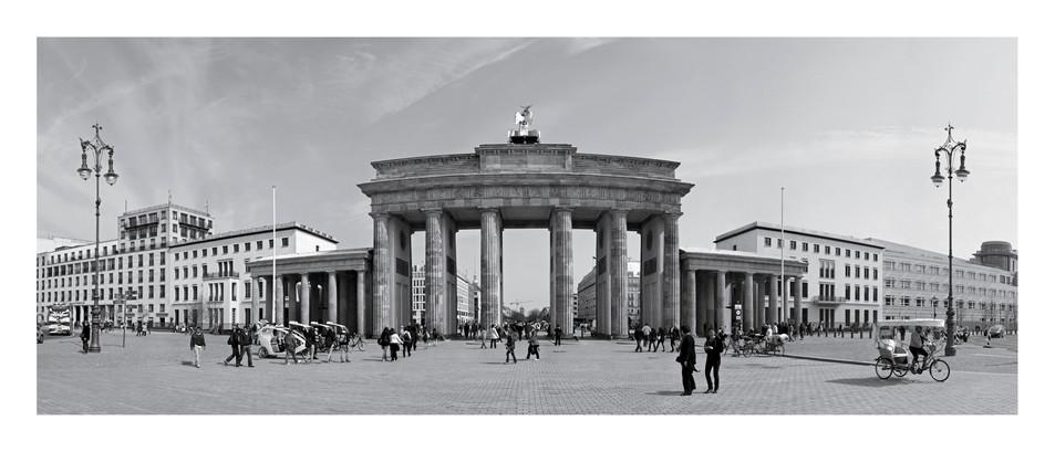 Berlin Panorama SW No. 11