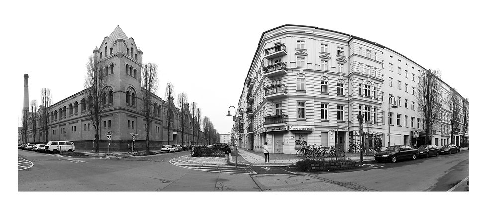 Berlin Panorama SW No. 12