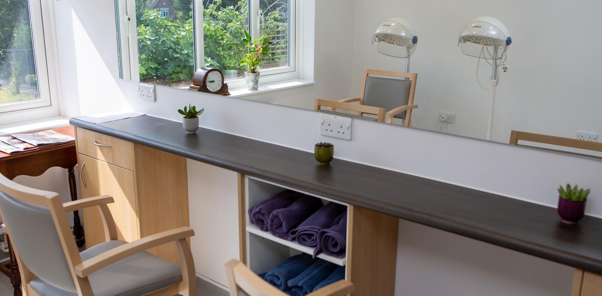 Salon towels on shelf.jpg