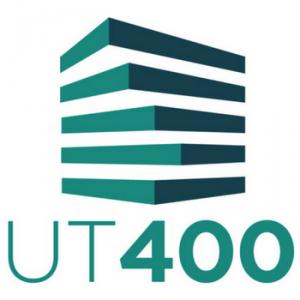 UT400 logo