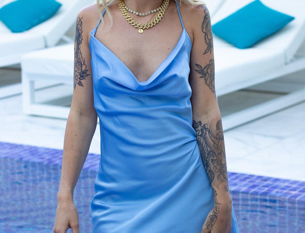 Marselle mini dress
