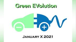 Green EVolution - January X 2021