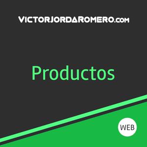 Fabricar web para productos   Victor Jorda Romero
