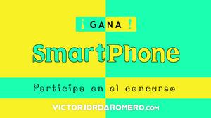 Gana un magnífico smartphone | Victor Jorda Romero