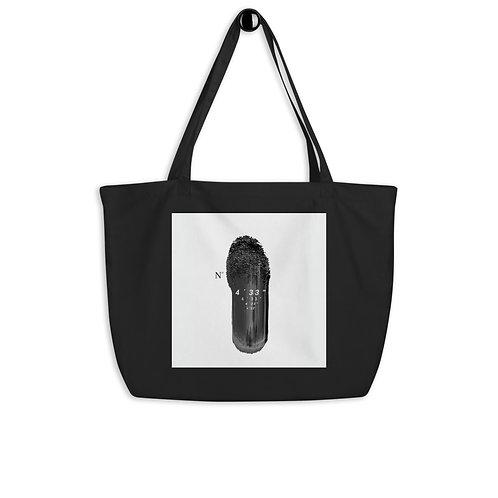 Large organic tote bag 433