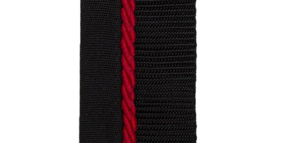 Porte tapis de boxe Noir
