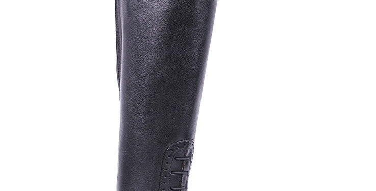 Bottes Classic wide