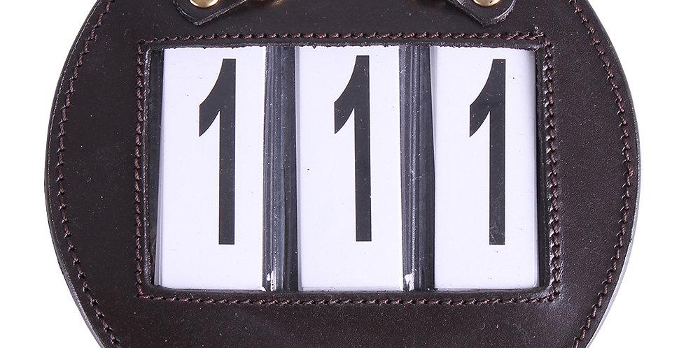 Numéro dressage rond