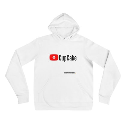 Cupcake Tube Hoodie