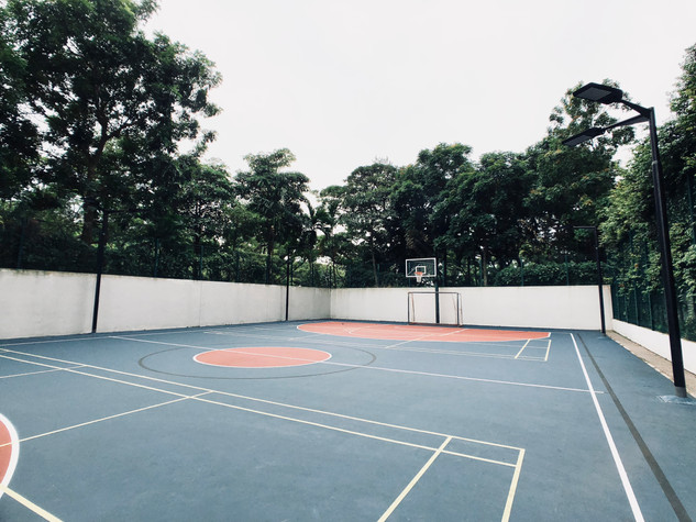 Multi-purpose Court
