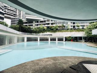 Party Pool Pavilion