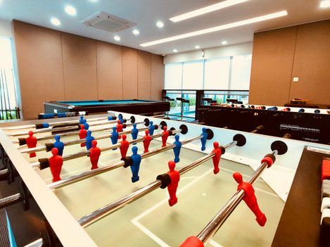 Pool & Table Soccer