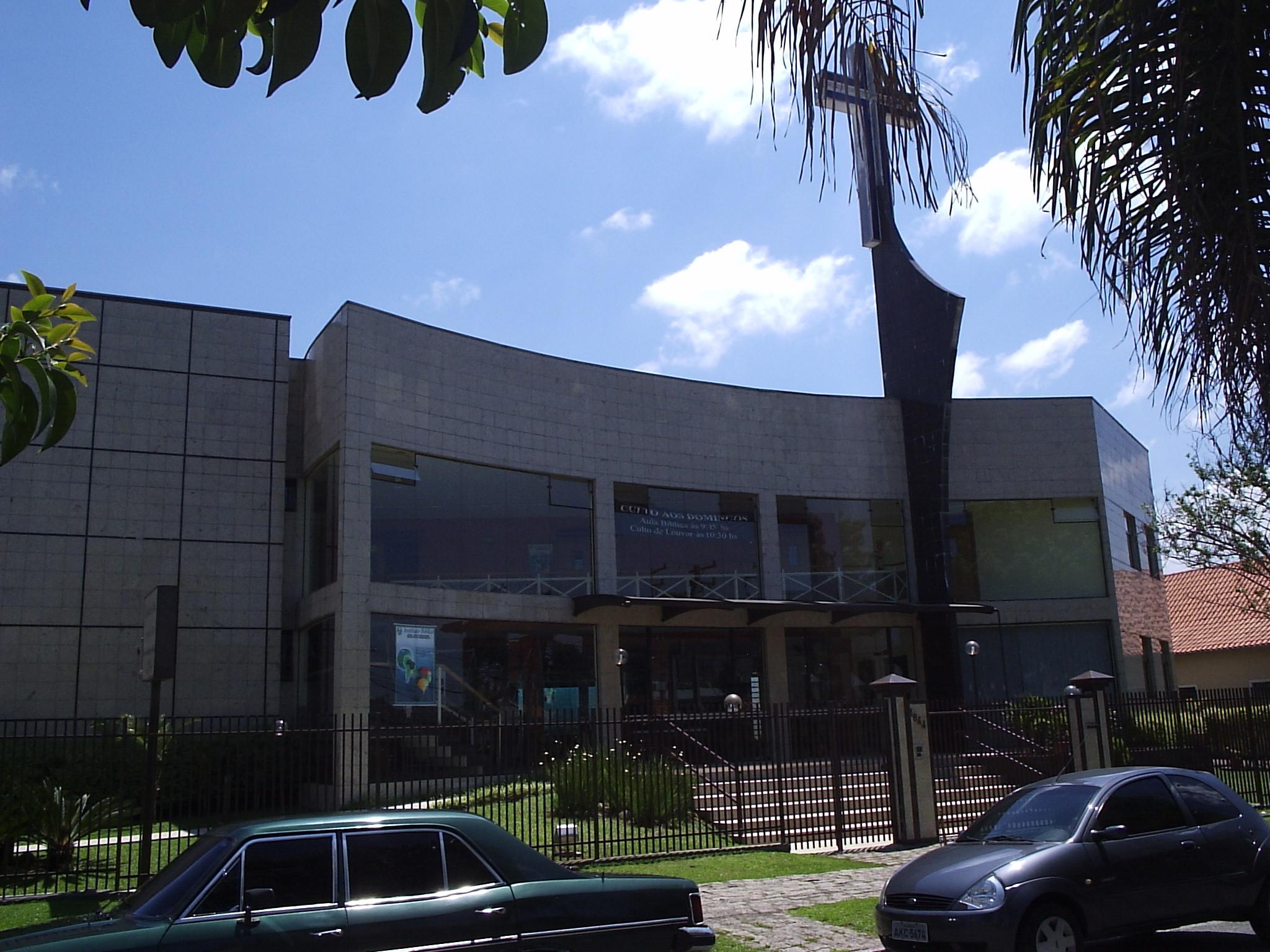 Projeto Institucional - Igreja