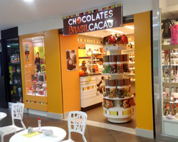 Brasil Cacau Shopping Água Verde