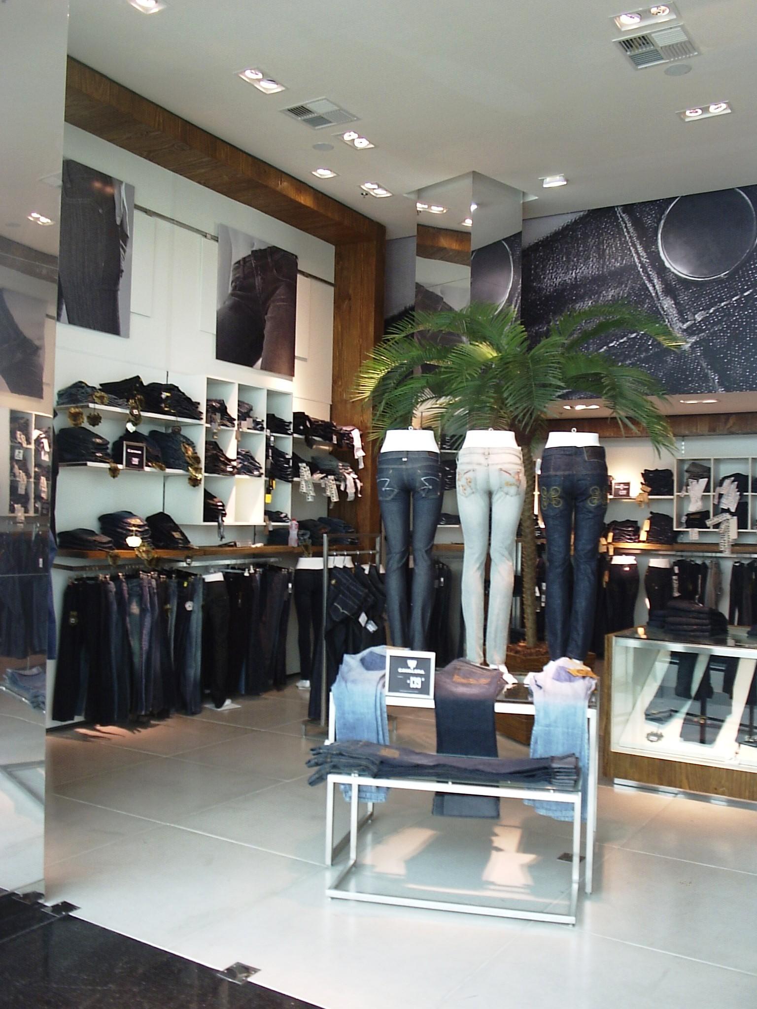The Jeans Boutique