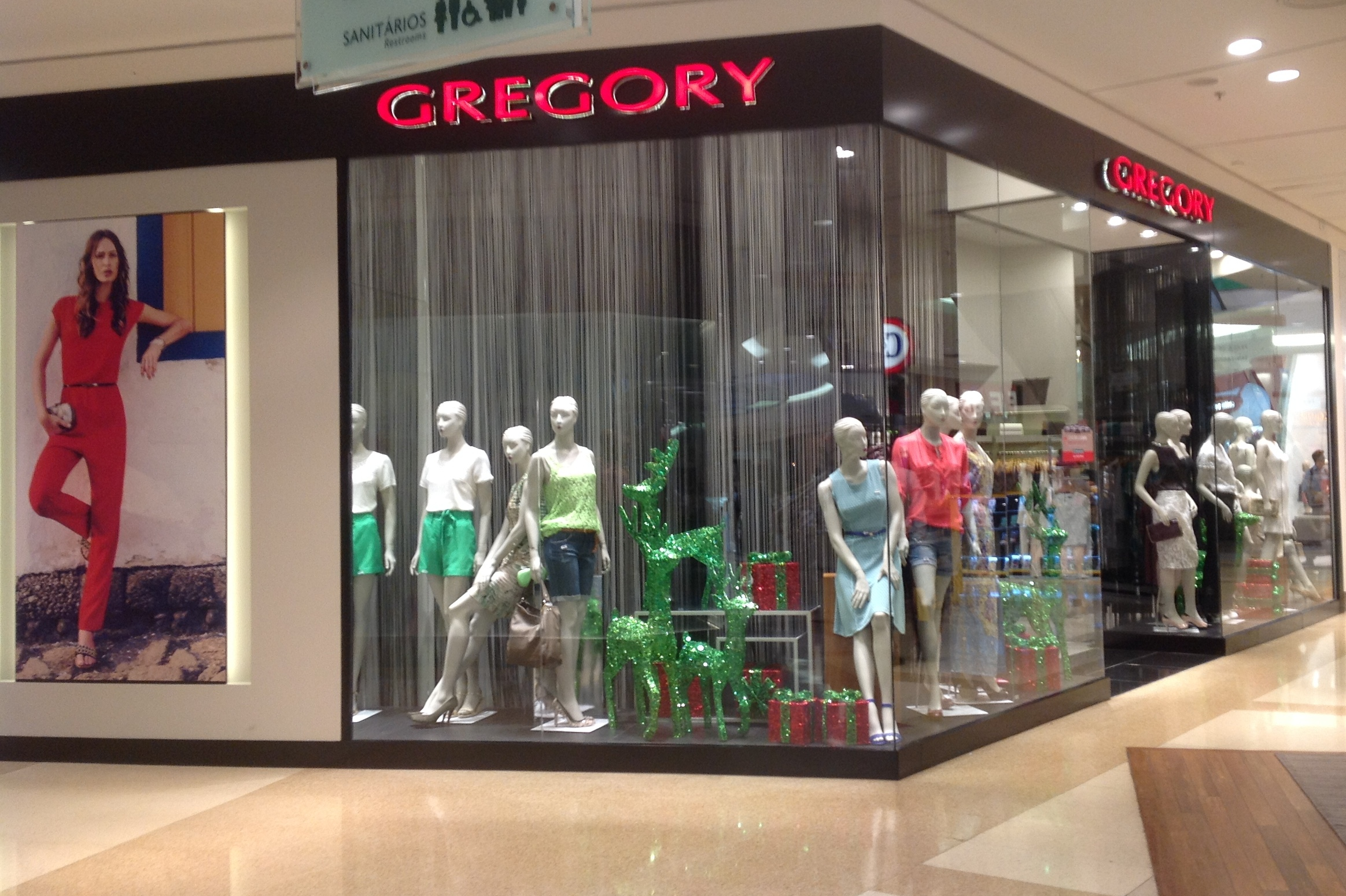 Gregory Shopping Barigui