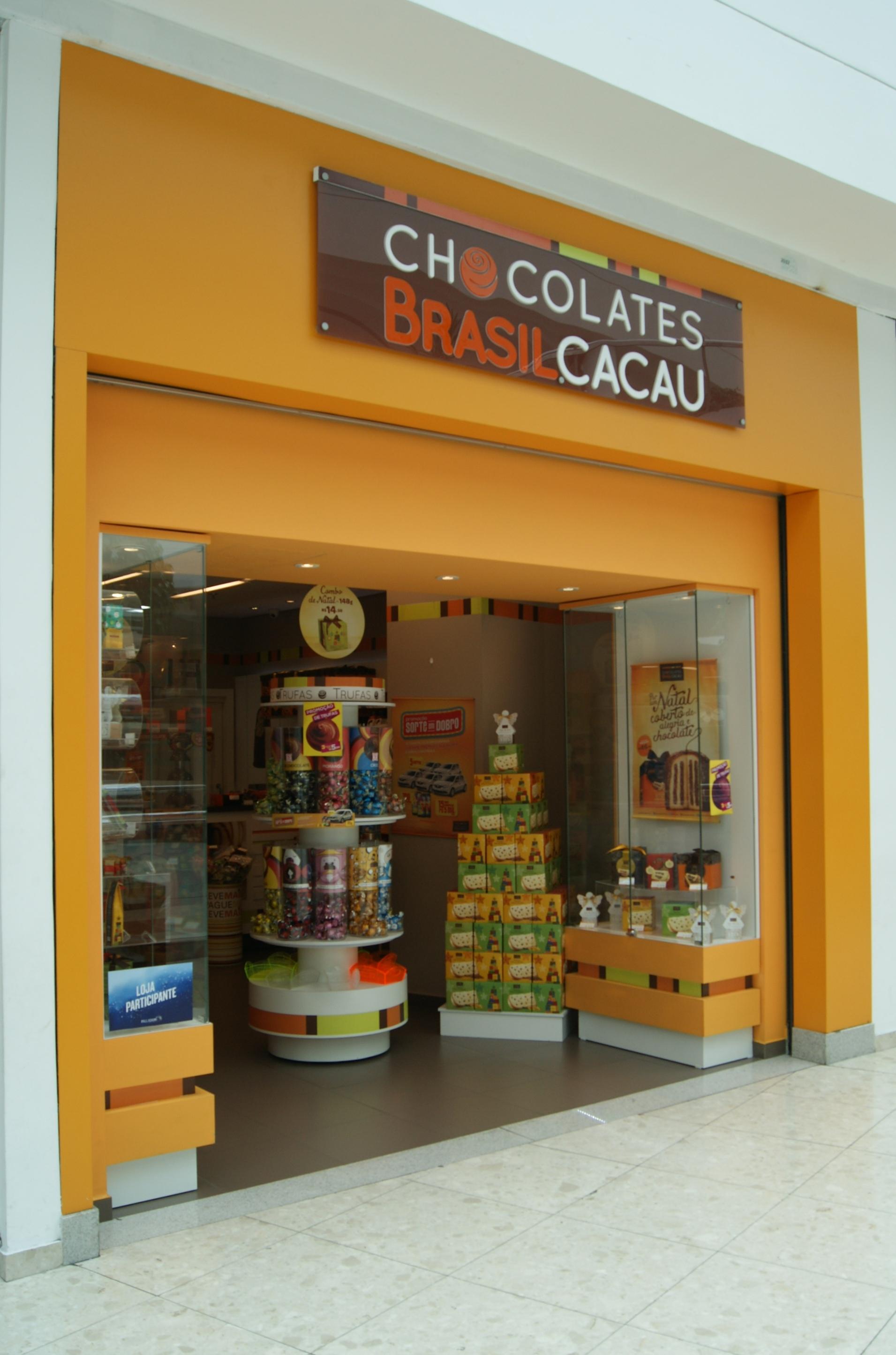 Brasil Cacau Shopping Palladium