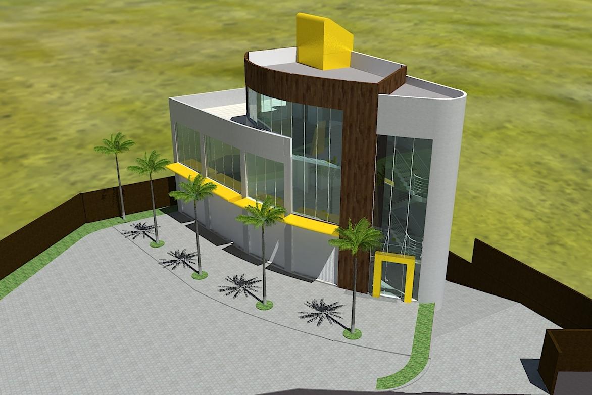 Centro Comercial - Jandira