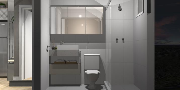 Projeto Banheiro Suíte