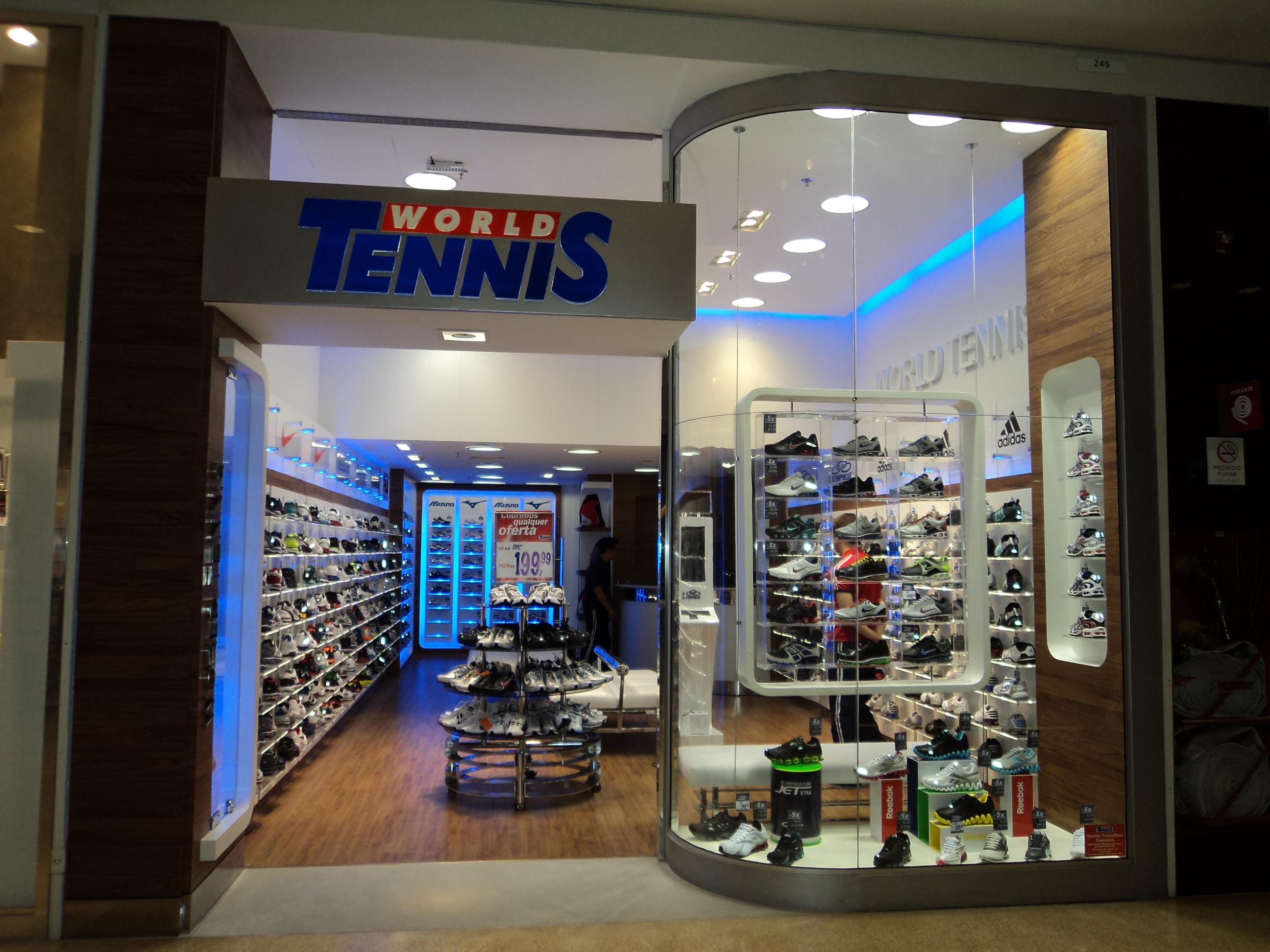World Tennis Shopping Barigui
