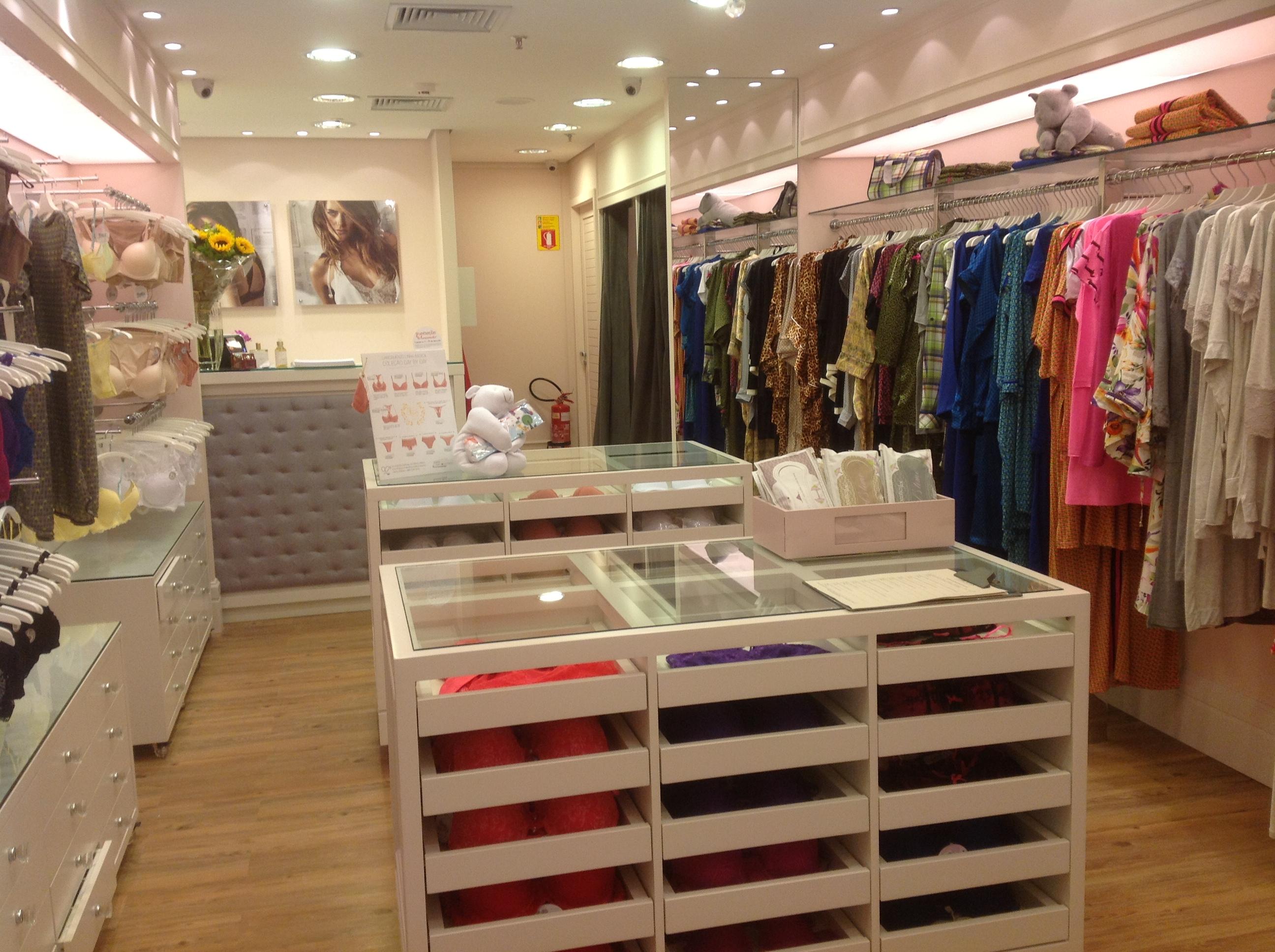 Jogê Shopping Pátio Batel