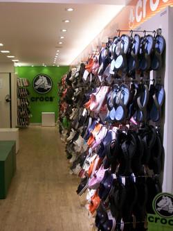 Crocs Shopping Mueller