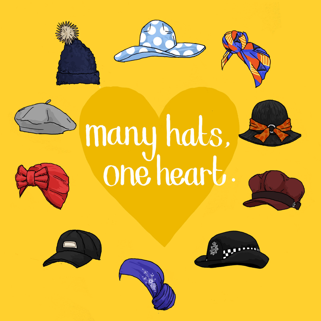 Many hats One heart.jpg